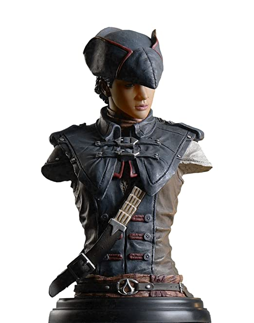 2 opinioni per Ubisoft Assassin's Creed Liberation Bust Aveline Action Figure- PlayStation 4