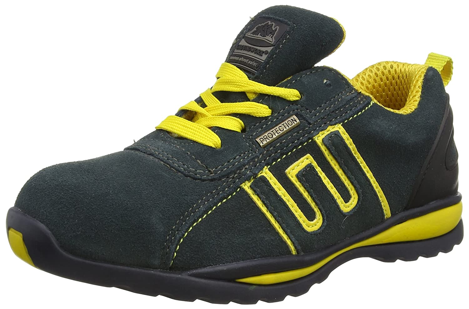 Groundwork Adulte, Gr86 S, Chaussures 19066 de Sécurité Mixte Adulte, Bleu Groundwork Bleu (Bleu Marine/Jaune) d8bd7bc - latesttechnology.space