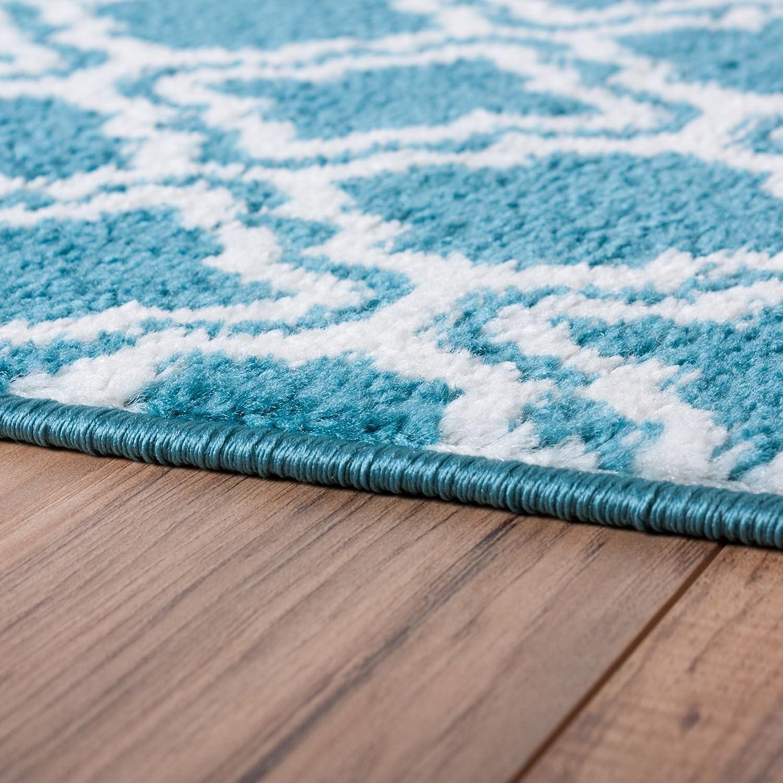 Amazon.com : Well Woven Small Rug Mat Doormat Modern Kids Room ...