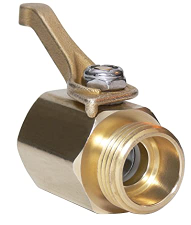 Amazoncom Underhill CV075H Super Heavy Duty Brass Shut Off