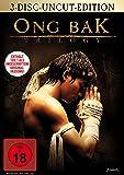Ong bak Trilogy (Uncut Edition, 3 Discs)
