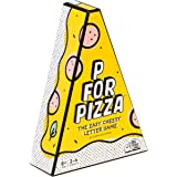 P for Pizza Freshest Family Board Game You'll Taste All Year