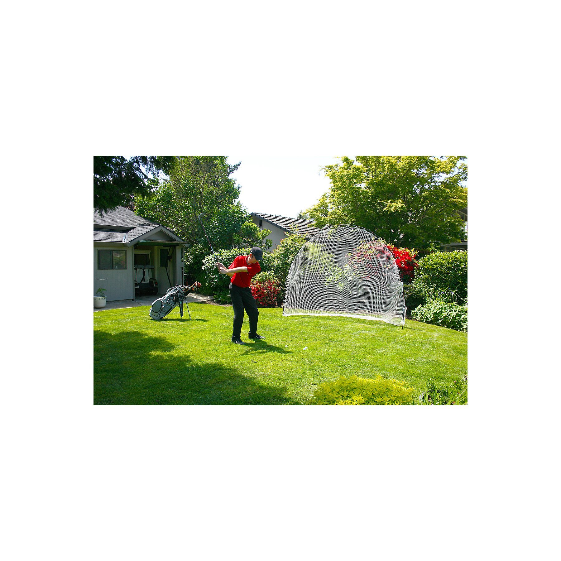 Go Net Backyard Golf Practice Hitting Net by ProActive Sports (Image #2)