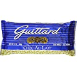 E Guittard Au Lait Chip, 12-Ounce (Pack of 4)