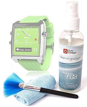 Duragadget Kit de nettoyage complet pour écrans de montre connectée Martian G2G, Passport, Victory