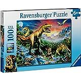 Ravensburger 10665 - L'era dei dinosauri - 100 pezzi