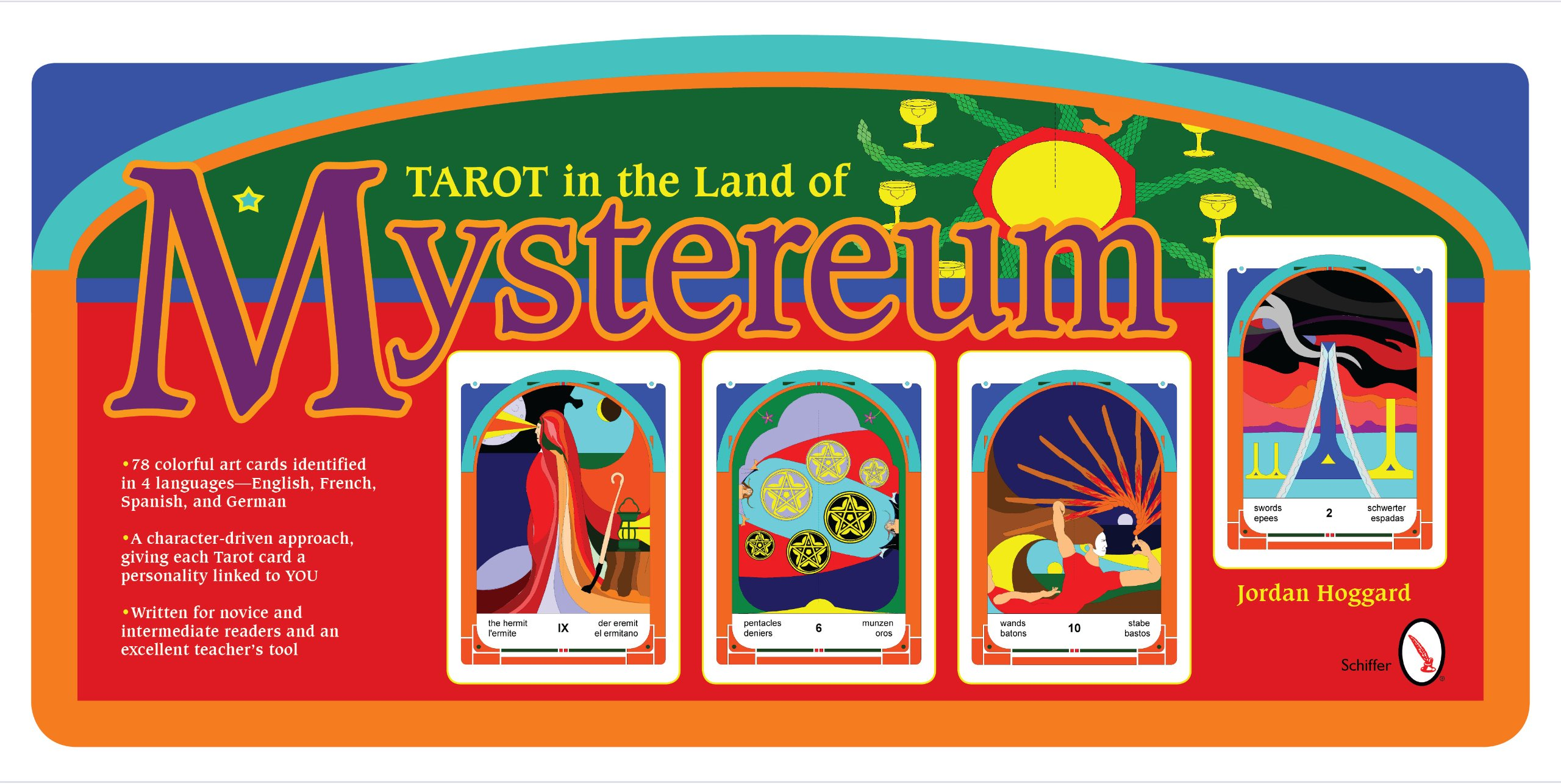 Tarot In The Land Of Mystereum An Imagination Primer With Cards