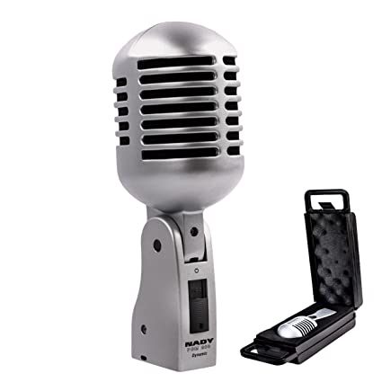 Shure 55s microphone dating games