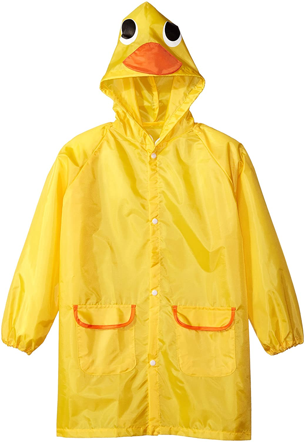 Children's Raincoat Duck,Ages 3-10 Children's Raincoat Duck CloudNine Umbrellas CP-K5 DUCK