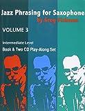 Jazz Phrasing for Saxophone Vol 3 Fishma