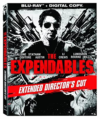 6d769cf57 Amazon.com: The Expendables (Extended Director's Cut) [Blu-ray ...