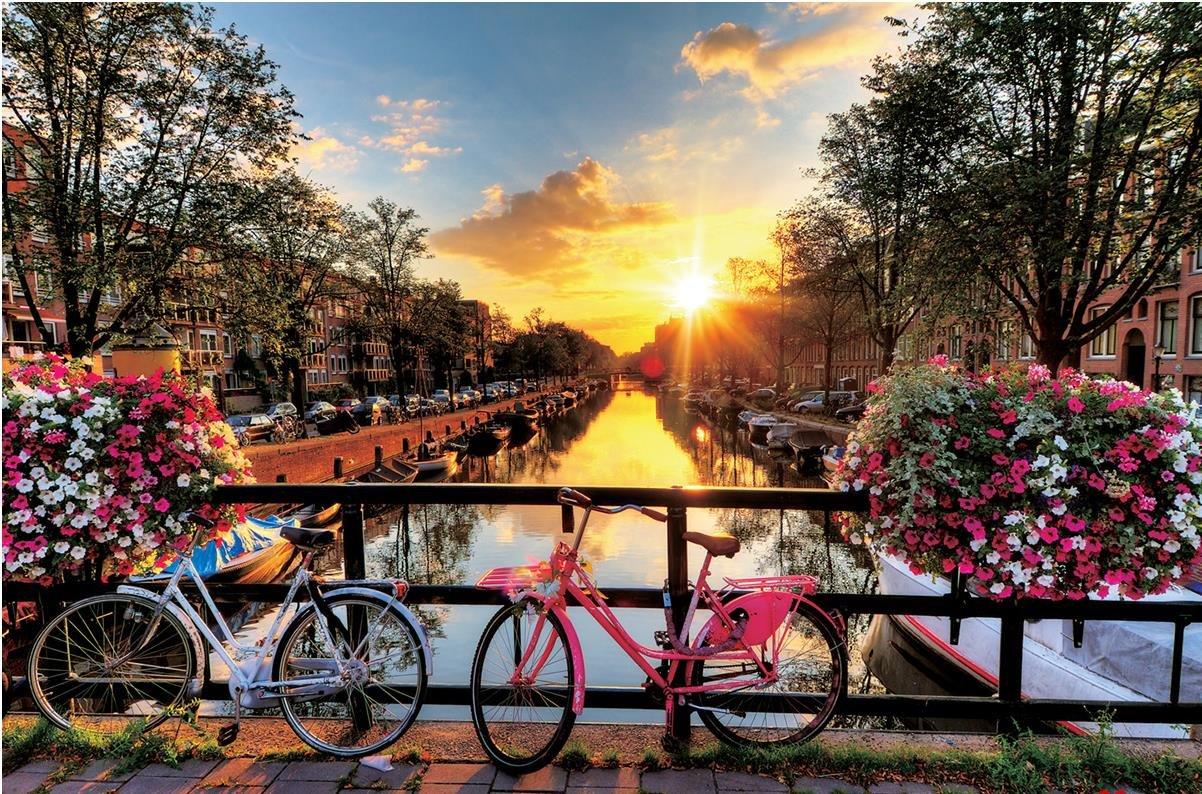 【売れ筋】 [ B07CQLZMKS Puzzle Life Puzzle ]「アムステルダムSunrise