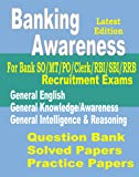 Banking Awareness 2018 (Objective & Subjective) : Previous Year Papers