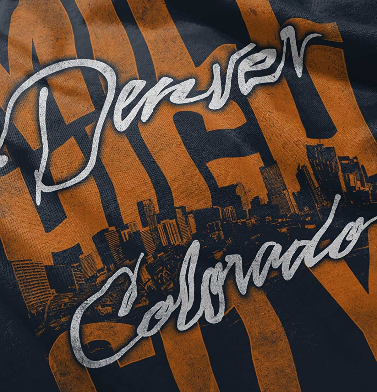 Denver Colorado Mile High City Souvenir CO Youth Hoodie