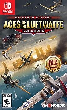 Resultado de imagem para Aces of the Luftwaffe – Squadron Extended Edition switch