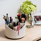 Stock Your Home Spinning Makeup Organizer for use