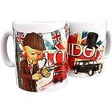 Mug Sherlock Holmes London