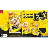 Super Monkey Ball Banana Blitz HD for Nintendo Switch