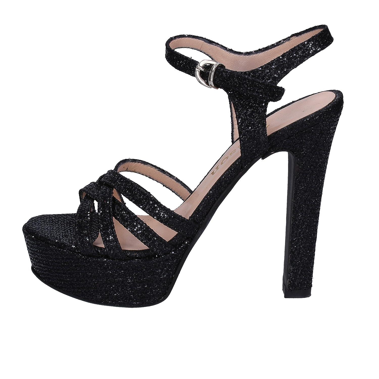 - ALLISON Sandals Womens Black