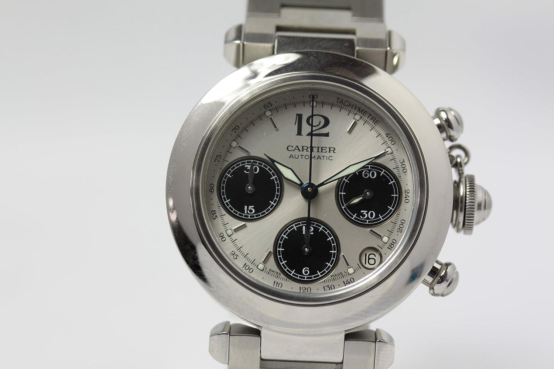 HA19 Cartier(カルティエ) 腕時計 パシャC クロノ 486896 USED[中古] メンズ 【並行輸入品】 B00G63F2Q2
