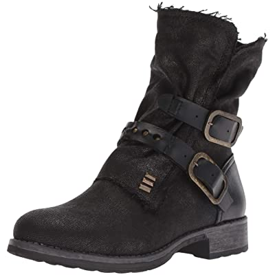 Dirty Laundry Women's Tycen Motorcycle Boot | Mid-Calf