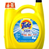 Tide Simply Clean & Fresh HE Liquid Laundry Detergent, Refreshing Breeze Scent, 89 Loads 4.08 L