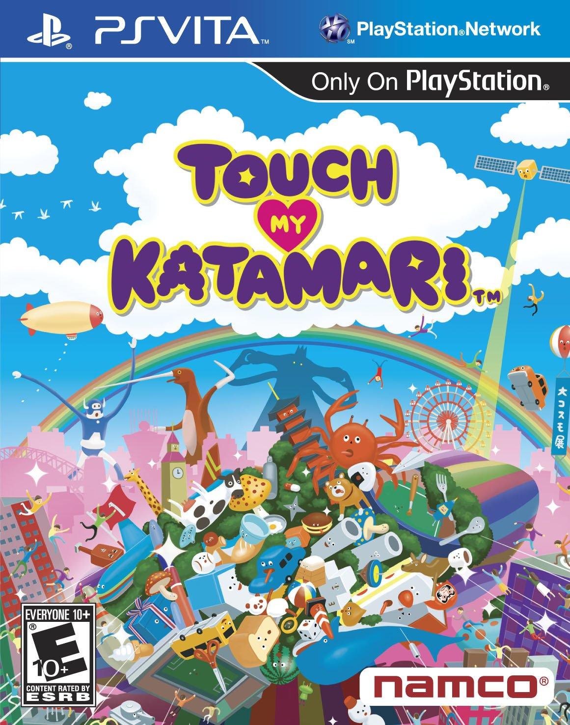 Touch My Katamari - PlayStation Vita