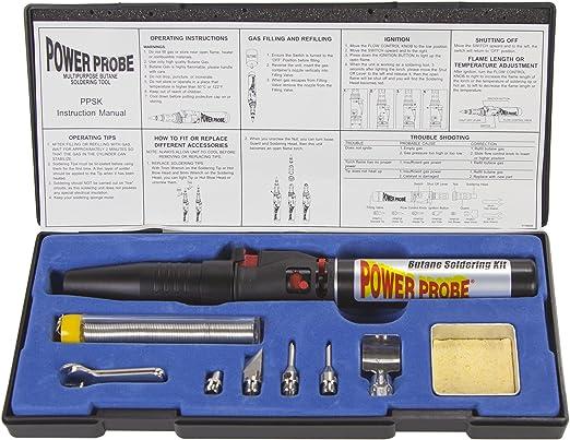Power Probe Soldering Kit