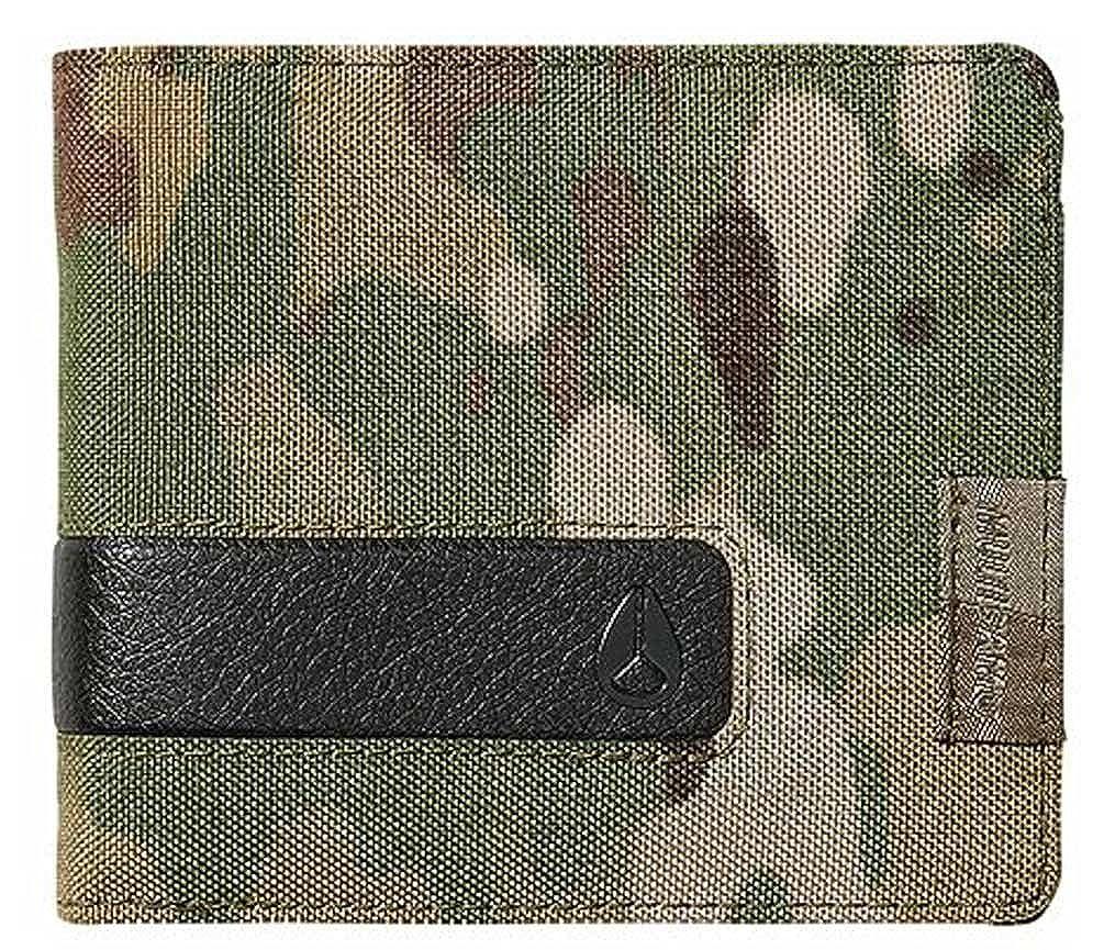 Nixon Showdown Bi-fold Wallet - Multicam C943-2865