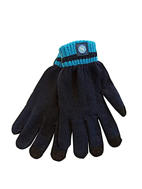 GUANTI TOUCH BOY SSC.NAPOLI 12863  Amazon.it  Abbigliamento 1a1180e6e0a3