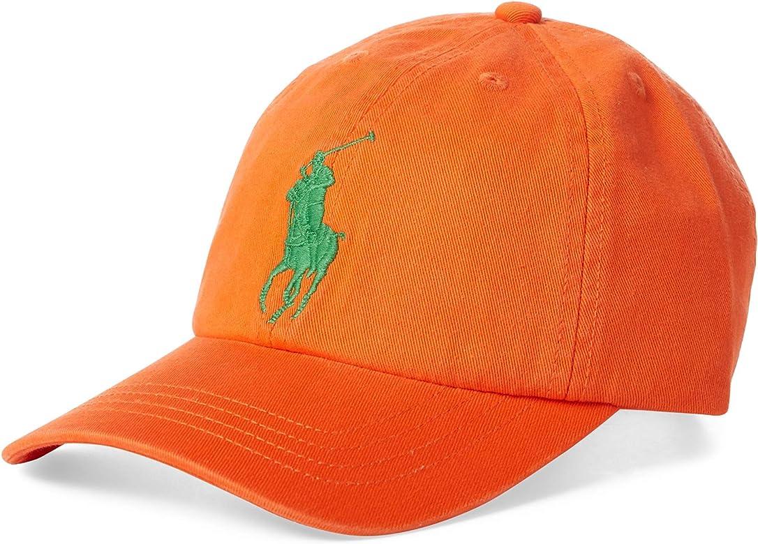 Polo Ralph Lauren - Gorra de béisbol para niños de 6 a 14 años ...