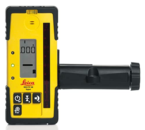 Leica Rod Eye 160 Digital Rotary Laser Receiver