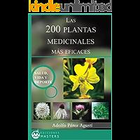 Las 200 Plantas Medicinales más eficaces