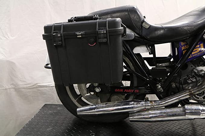Amazon com: 1982-1986 Harley Davidson FXR Saddlebag Pannier Mount