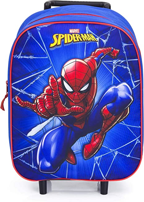 Spiderman Bagage Enfant, 38 cm