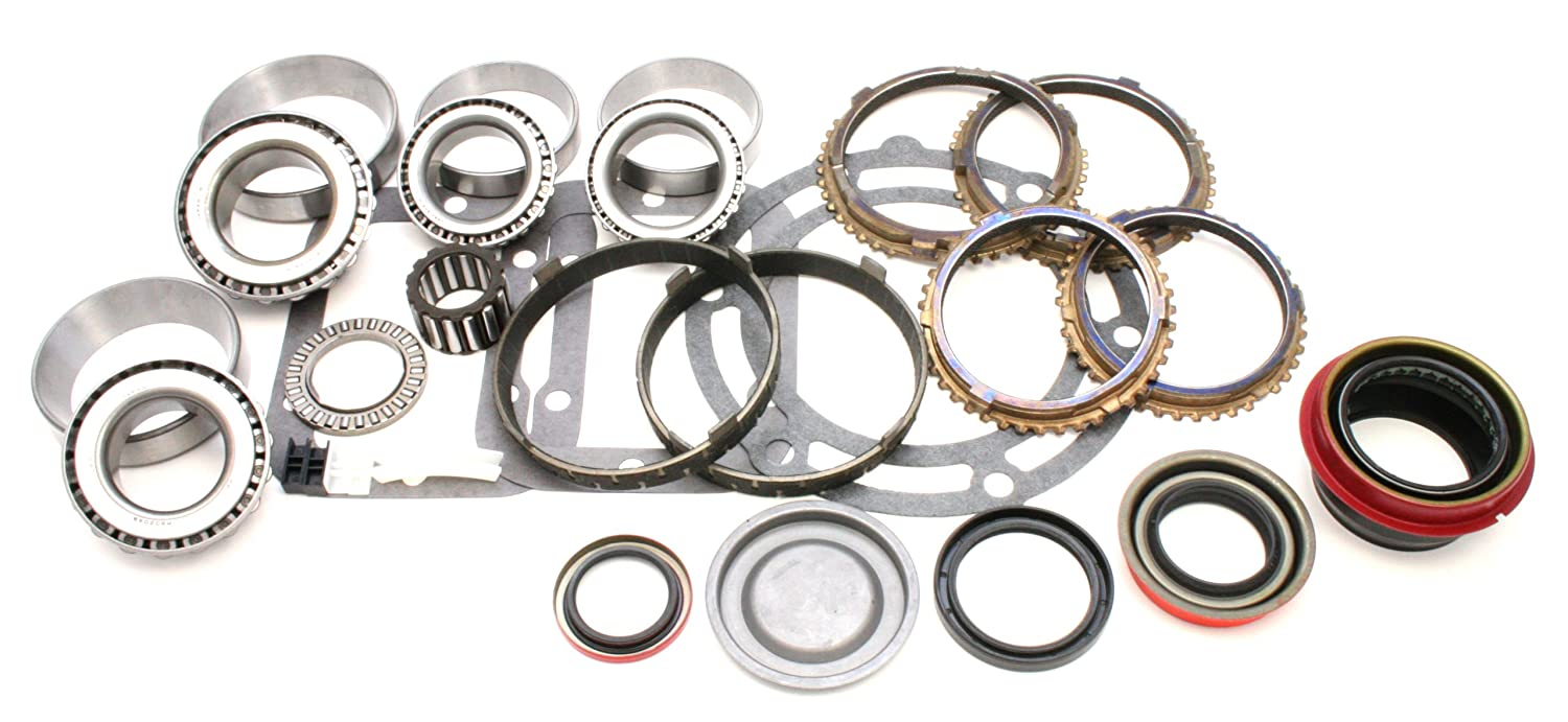 Transparts Warehouse BK308AWS Dodge NV4500 Transmission Rebuild Kit With Rings