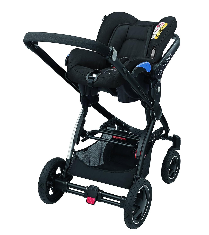 Gruppe 0+ Kinderautositz Maxi-Cosi Citi black raven Babyschale