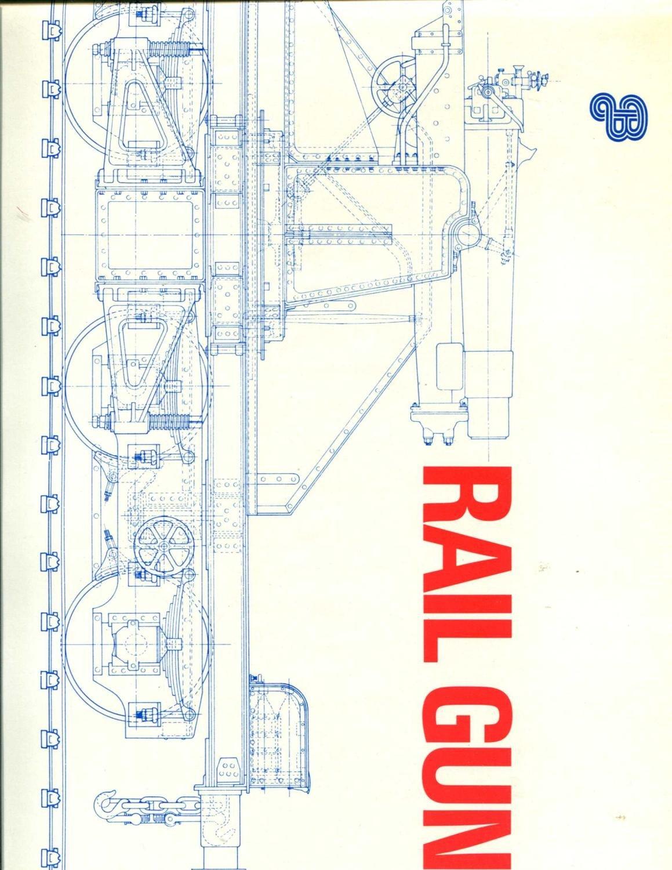 RAIL GUN: Amazon.de: John & Hogg, Ian Batchelor: Bücher Rail Gun Schematic Diagram on