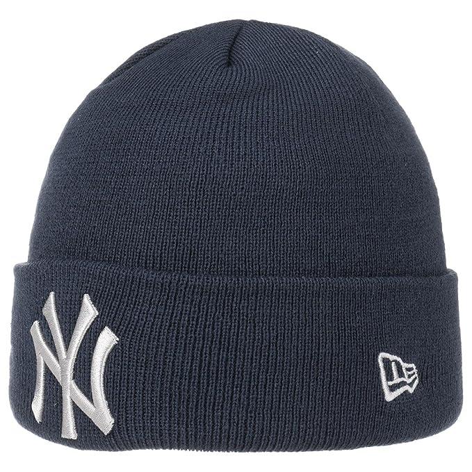 2ec586815 New Era Men's League Essential New York Yankees Cuff Knit, Navy, One Size
