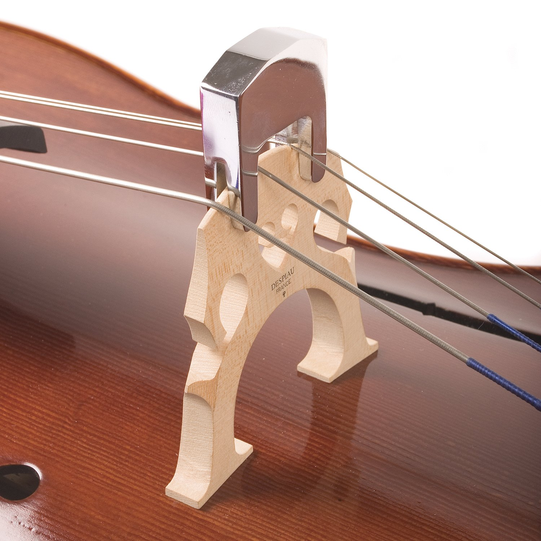 Heavy Brass Practice Mute for Cello