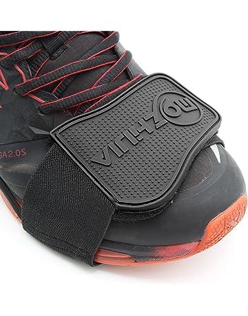 d2a38088c41 Xcellent Global Protector de zapato de Moto Cubre Botas Ayuda para el  Cambio Negro AT022