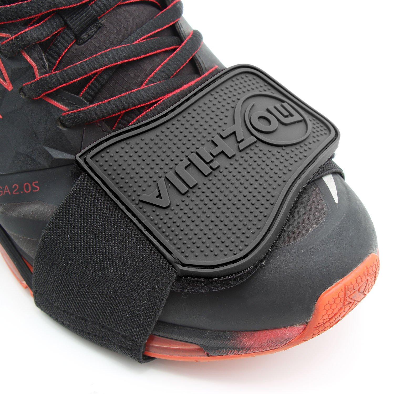 Xcellent Global Protection de chaussure pour la moto, Noire AT022