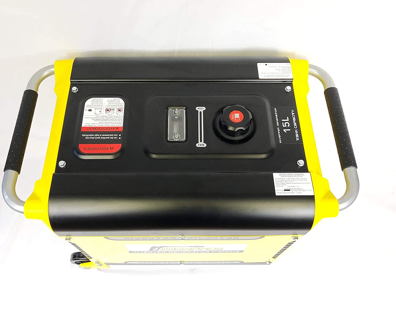 Amazon.com : Waspper W3000IG Inverter Generator Max 3000 Watt Rated 2800 Watt Gas Super Quiet Portable CARB EPA Compliant ... : Garden & Outdoor