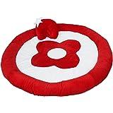 Amardeep Baby Bedding Set Cum Baby Play Mat, Red