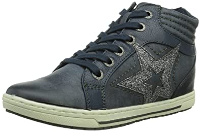 Marco Tozzi Cool Club 45204 Mädchen Hohe Sneakers: