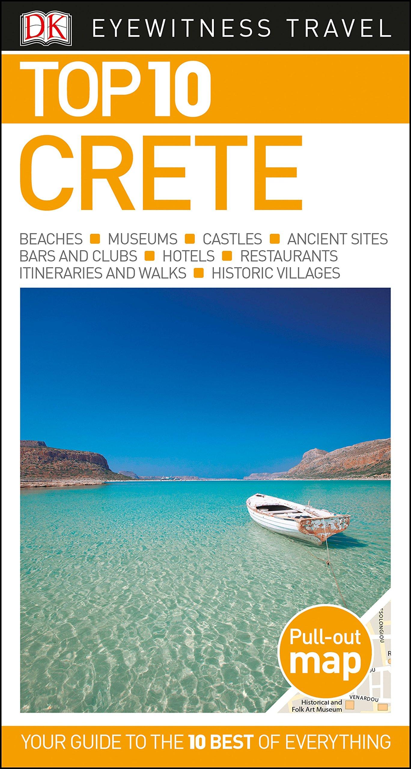 Top 10 Crete (Eyewitness Top 10 Travel Guide) by DK Eyewitness Travel