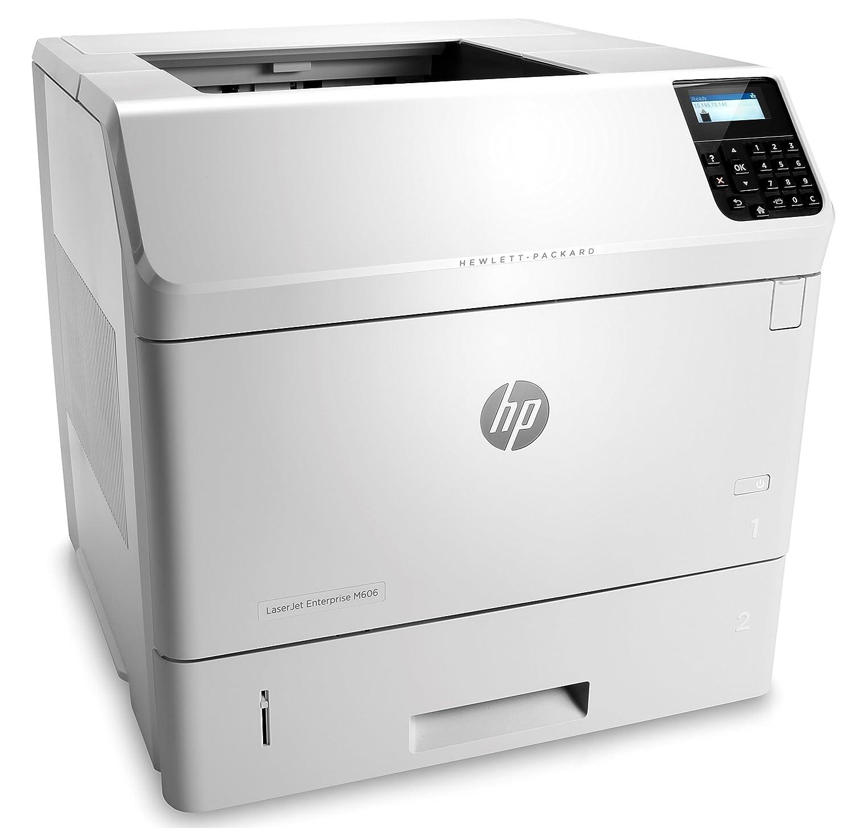 Amazon.com: HP E6B72A LaserJet Enterprise M606DN Laser Printer ...