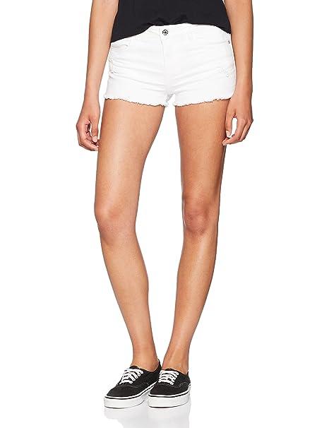 Pimkie Jes18 Cfirst Pantalones, Blanc 900A09, 34 para Mujer ...