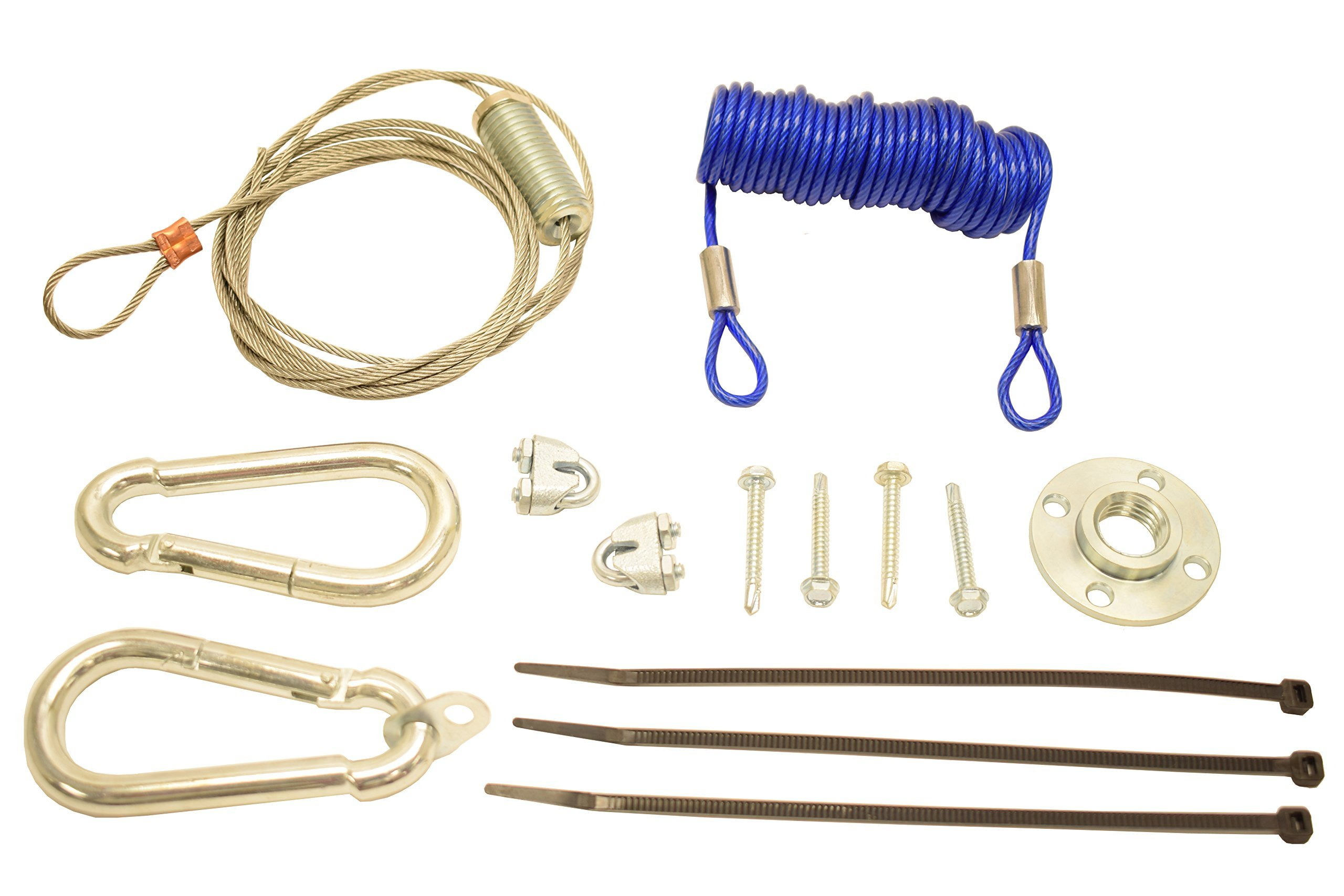 BrakeLock III Breakaway Kit (BRK3050) For BrakeSafe And AutoStop Supplemental Braking Systems by Blue Ox