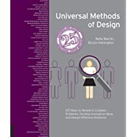 Universal Methods of Design: 125 Ways to Research Complex Problems, Develop Innovative Ideas, and Design Effective…
